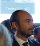 Edouard Philippe (Photo Patricia Maillé-Caire)