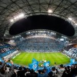 Les supporters de l'OM mais ça c'était avant (Photo (...)