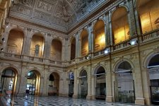 Grand Hall du Palais de la Bourse de Marseille (Photo Robert (...)